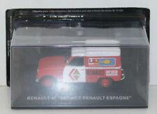 ALTAYA 1/43  - RENAULT 4F SERVICE RENAULT ESPAGNE
