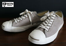 Converse Jack Purcell Suede Sneakers Shoes Unisex Size M-10 W-11.5 $80 159190C