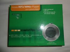 Cebop Hib Portabler MP3/WMA-Player m.Farbw. 512 MB Silber,Original Karton ,QVC