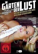 Im Garten der Lust | 7 Filme | 460 Min. | Sybille Rauch | Erotik [FSK18] DVD