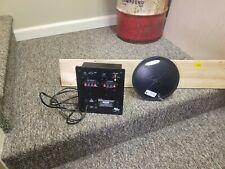 Home theater Clark Bass Shaker Transducer & amp.