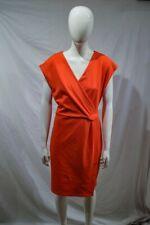 b.young midi wrap dress