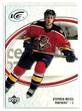 (HCW) 2005-06 Upper Deck Ice #42 Jay Bouwmeester MINT Panthers