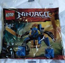 Lego Ninjago Jay's Nano Mech 30292 Polybag