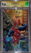 Amazing Spider-man #1 1:200 Virgin Variant CGC SS 9.6 by Ottley & Nick Spencer