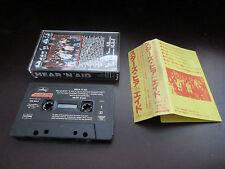Stars Hear'n Aid EU Cassette Tape Japanese Assembled Issue Dio Iron Maiden WASP
