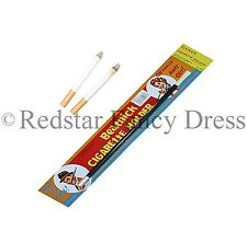 SIGARETTA supporto e 2x finta sigarette Set gatsby 1920s MASCHIETTA Costume