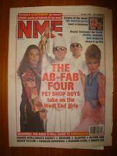NME 1994 MAY 21 PET SHOP BOYS BEASTIE BOYS ERASURE BLUR