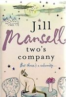 Mansell, Jill, Two's Company B Format Promo Edition, Very Good, Paperback