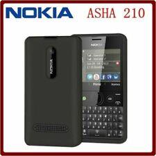 Original smart phone Nokia Asha 210 Unlocked Mobile Phone Dual sim / Single SIM