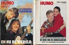 HUMO 2635 (7/3/91) LOUIS VELLE CLOUSEAU BELLEGO SUSANNA HOFFS PIXIES REDFORD