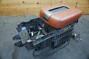 Center Console Armrest Base Ebony Brick 19303246 25983561 OEM Hummer H2 2008-09