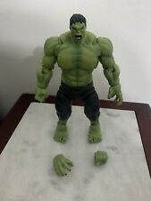 Sh Figuarts MARVEL Hulk Avengers Age Of Ultron 2015 USED-IN GREAT CONDITION!