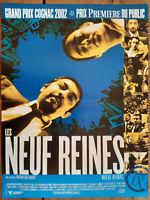Plakat Les Neu Reines Fabian Bielinsky Ricardo Darin Gaston Pauls 40x60cm