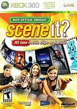 Scene It Box Office Smash NEW factory sealed XBOX 360