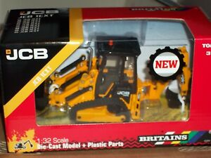 BRITAINS   43264 JCB 1CXT BACKHOE LOADER      NEW BOXED