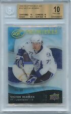VICTOR HEDMAN 09-10 UD Ice Premieres Rookie Card RC 88/99 BGS 10 Pop 1