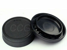 Rear Lens & Camera Body Cover Cap For Nikon D90 D7100 D7000 D3100 D5100 D5200 D3