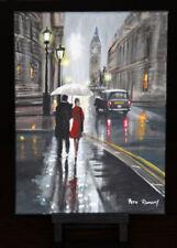 Oil Original Art Paintings Pete Rumney