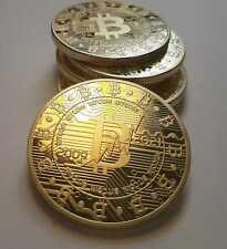 12 Year Anniversary Bitcoin 2009-2021 Rare Physical Collectible Coin + Case UK