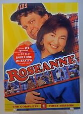 Roseanne - The Complete First Season (DVD, 2005, 4-Disc Set) - FACTORY SEALED