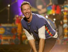 Chris Martin UNSIGNED photo - K7328 - Lead singer of the rock band Coldplay