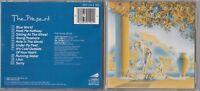 The Moody Blues - The Present (CD, Jul-1987, Threshold (USA) FULL SILVER PRESS