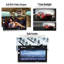 7inch 2Din HD In-dash Car Stereo Radio Bluetooth Video MP5 Player FM Mirror Link