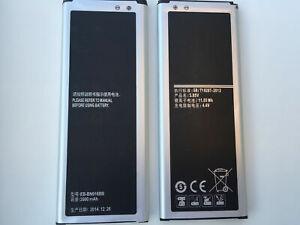 Samsung Galaxy Note 4 replacement battery NEW 3000 mAh N9100 N9109W EB-BN916BB