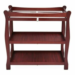 Cherry  Badger Basket  Sleigh Style Baby Infant Newborn Changing Table   104