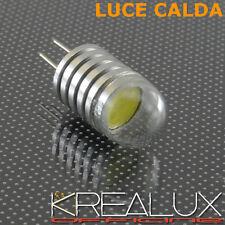W003 LAMPADINA LED G4 LUCE CALDA 1.5W 12V