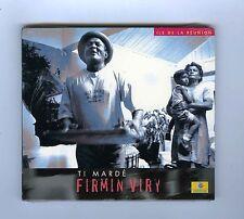 CD (NEW) FIRMIN VIRY TI MARDE (ILE DE LA REUNION)