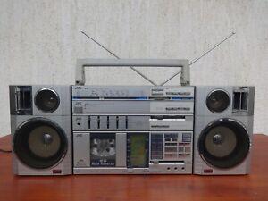 Vintage Rare JVC PC - 55 JW  Boombox Ghettoblaster Jumbo.Stereo Component System