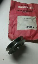 Homelite Jacobsen Pulley JA-359085 LAWN GARDEN Mower Genuine NOS Obsolete