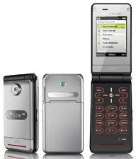 Sony Ericsson Z770 Z770i 3G HSDPA 2100 2G GSM 900 / 1800 / 1900 Mobile phone