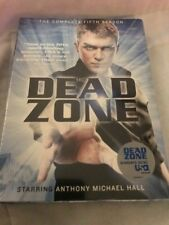 Dead Zone - Season 5 (DVD, 2007, 3-Disc Set)**FACTORY SEALED*FREE SHIPPING***