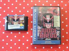 Judge Dredd Sega Mega Drive in OVP