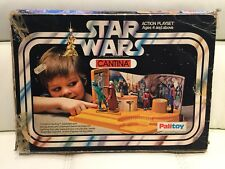Vintage 1977 Palitoy Star Wars Cantina Playset Original Box Only