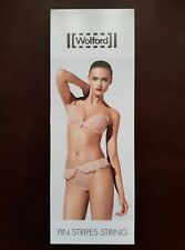 New Wolford String Pin Stripes String