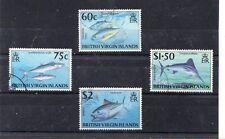 Islas Virgenes Fauna Marina Peces año 1996 (DN-699)