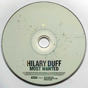 Hilary Duff Most Wanted (CD) Disc Only - 13 Tracks - (2005)