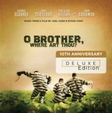 O Brother Where Art Thou 10th Anniversary Deluxe 2x CD Soundtrack