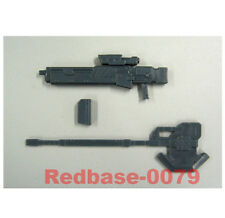 Kotobukiya M.S.G. MSG 5 Weapon Unit 1/144 Model Part BATTLE AXE & LONG RIFLE