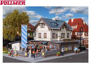 Vollmer H0 43663 Bahnhofsgaststätte - NEU + OVP