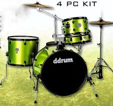 DDRUM -D2R ROCK KIT WITH CYMBALS