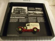 MATCHBOX (VERY RARE) YESTERYEAR * FORD - BANG & OLUFSEN * PRESENTATION BOX Y-21