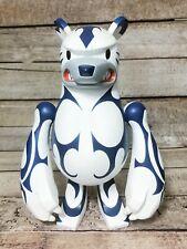 "Touma Blue Tattoo 8"" Knuckle Bear 2004 Limited Vinyl Toy Kaiju"