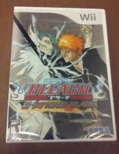 Brand-New Bleach: Shattered Blade (Nintendo Wii, 2008) Out Of Print Freeshipping