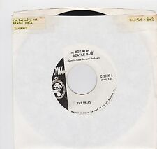The Swans: The Boy With The Beatle Hair 45 Rpm Promo Cameo