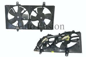 Dual Radiator Fan For Nissan Maxima J31 2003-2009
